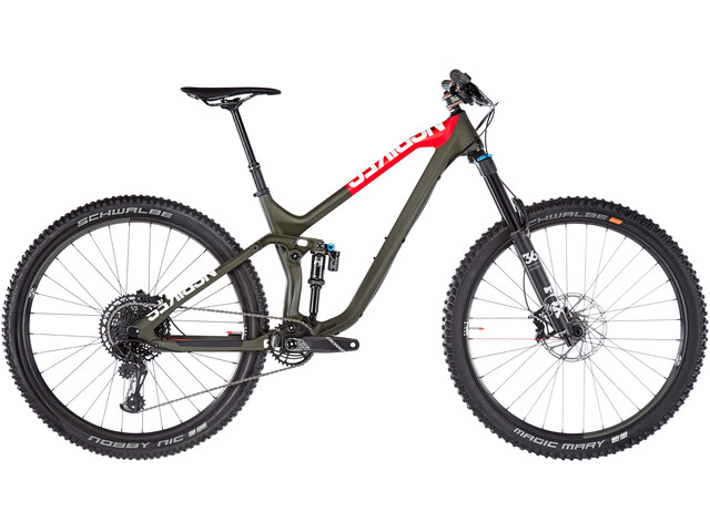 NS Bikes Define 150 2 29 inches army green